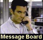 Message board button